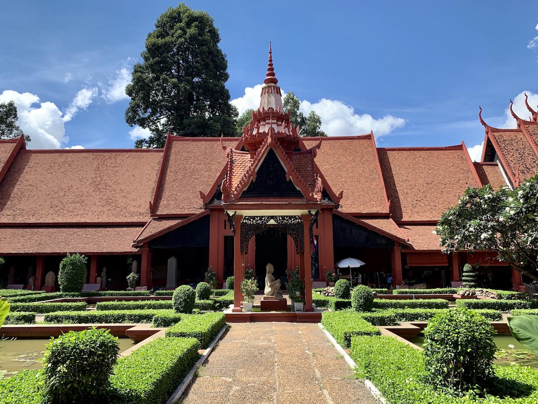 Visit Phnom Penh The National Museum of Cambodia.