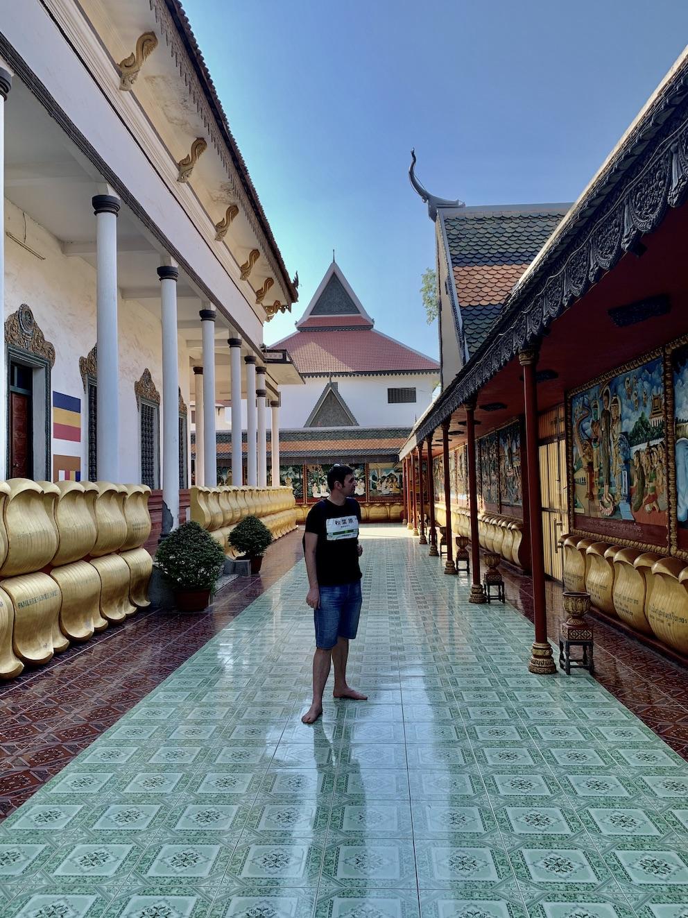 Wat Preah Prom Rath Temple.