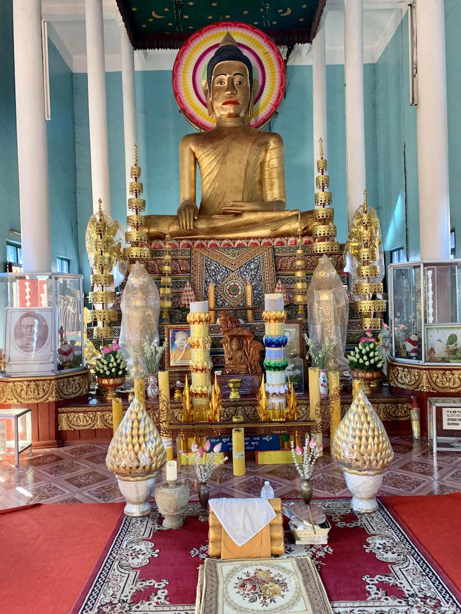 Wat Preah Prom Rath.