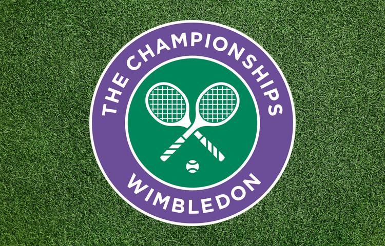 Wimbledon Tennis Championships logo.