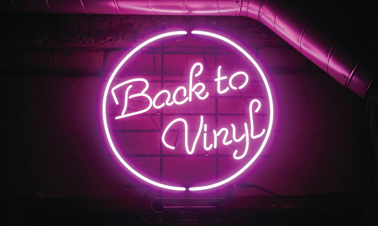 Back to Vinyl.