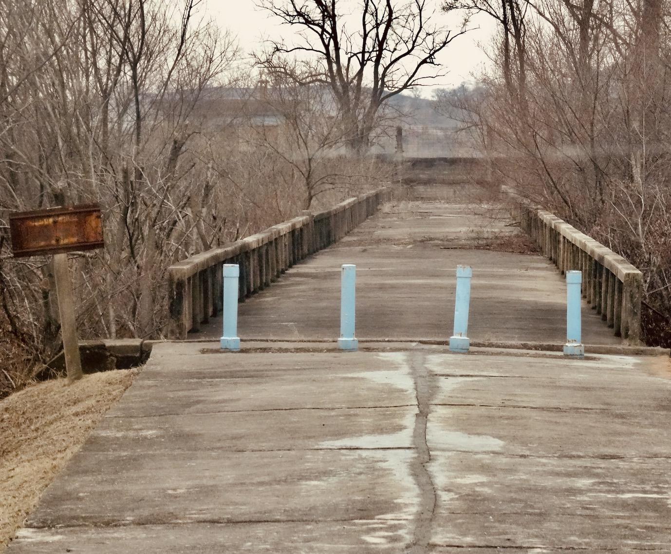 Bridge of No Return The DMZ South Korea.