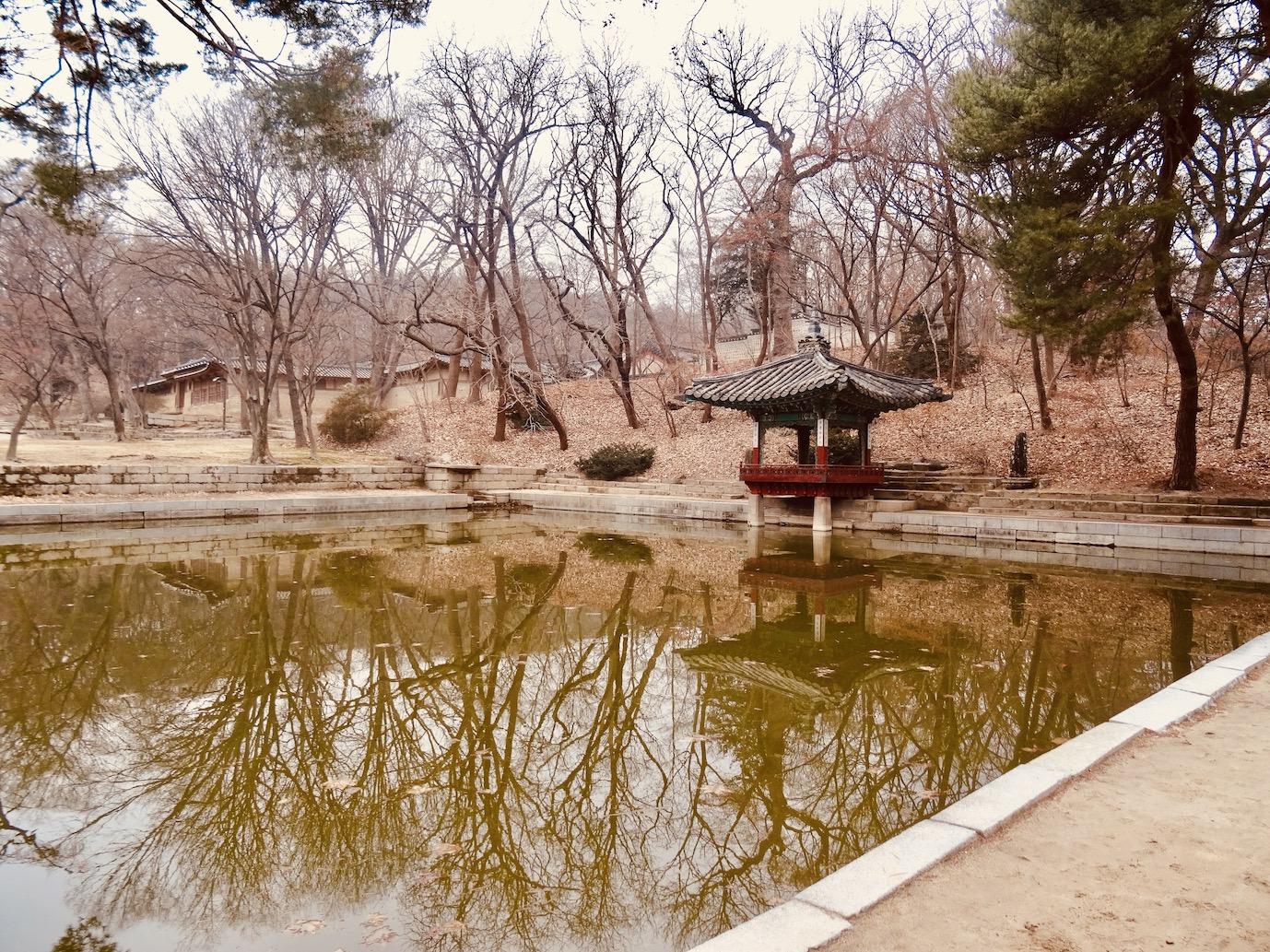Changdeokgung Palace South Korea.