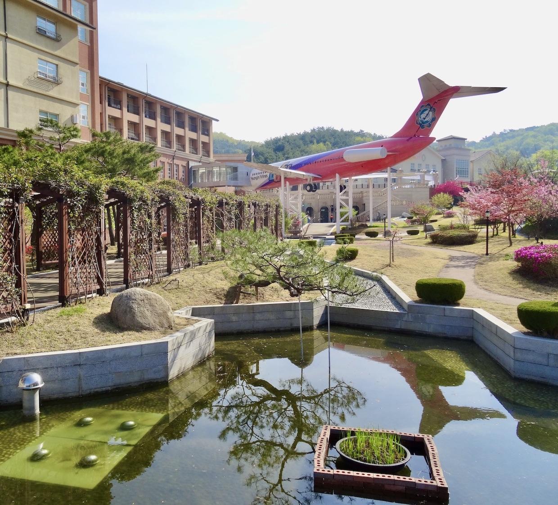 Daegu Gyeongbuk English Village.