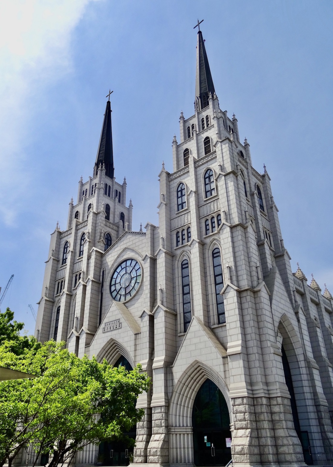First Presbyterian Church Daegu.