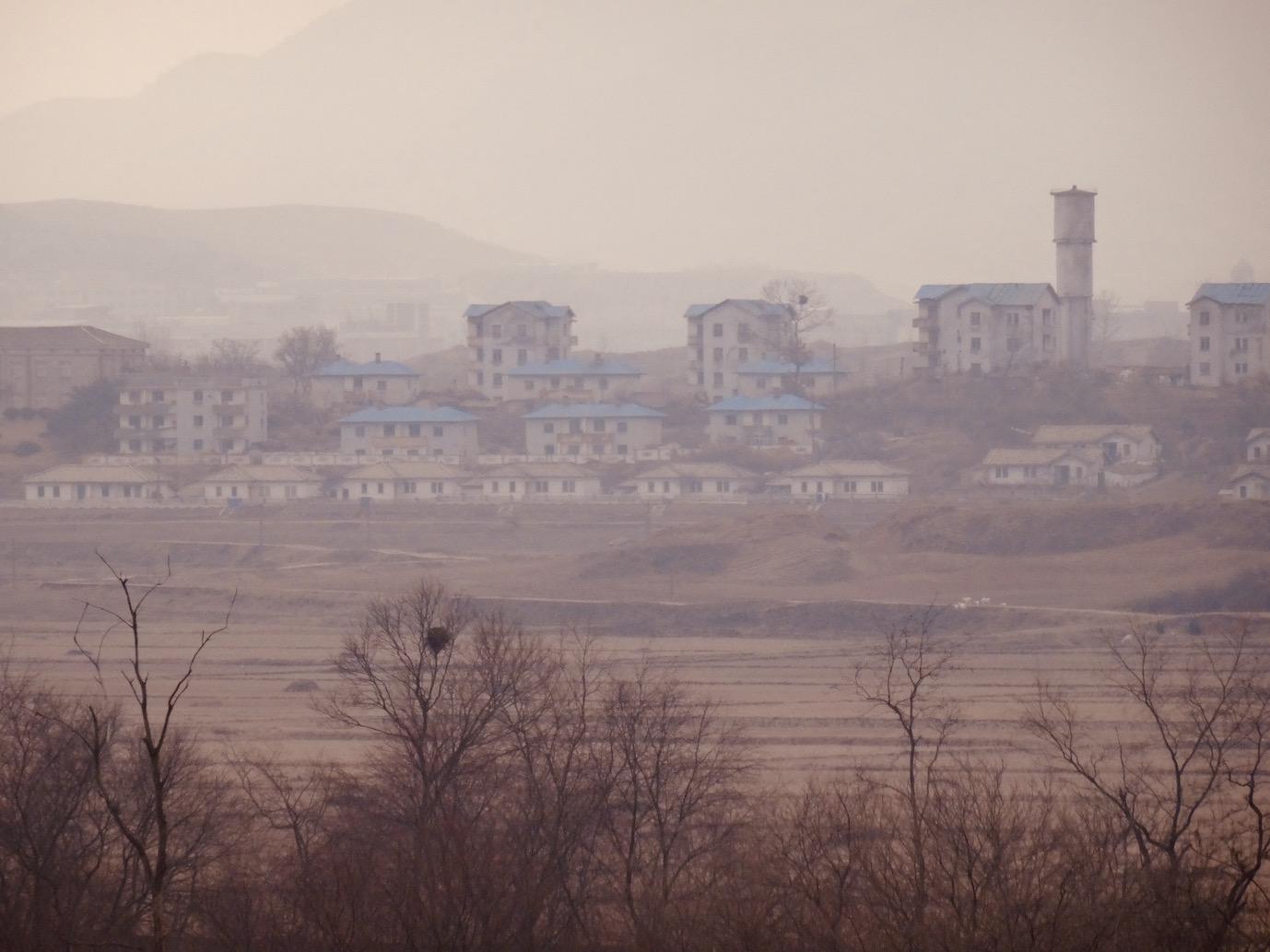 Kijong-dong Village in North Korea