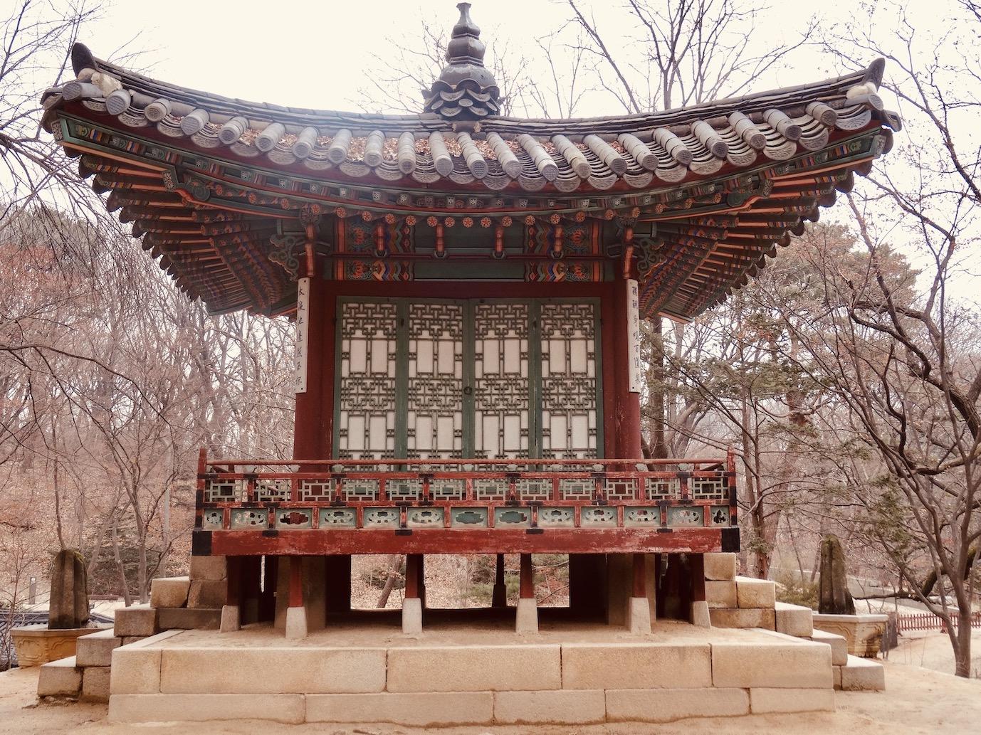 Royal Palace Seoul.