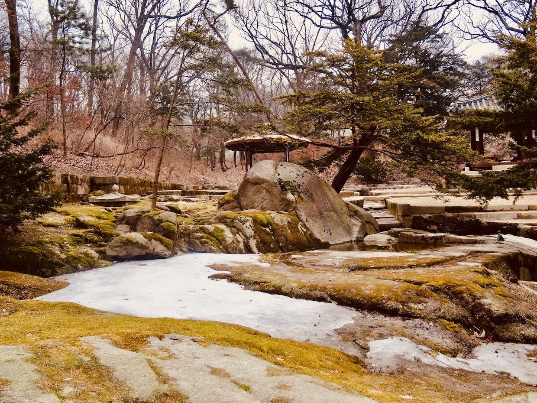Secret Garden Changdeokgung Palace.