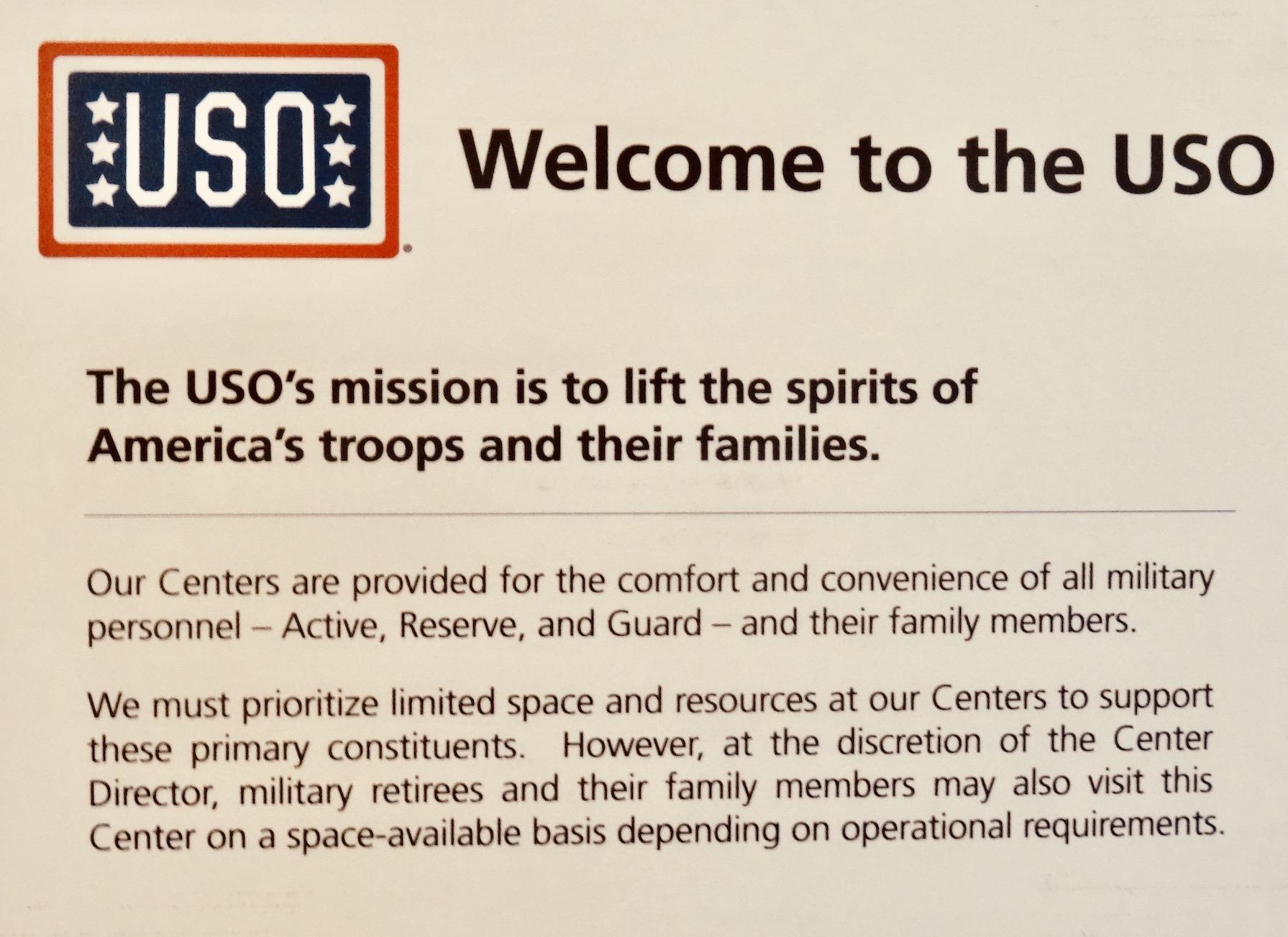 USO Facility Camp Kim Seoul.