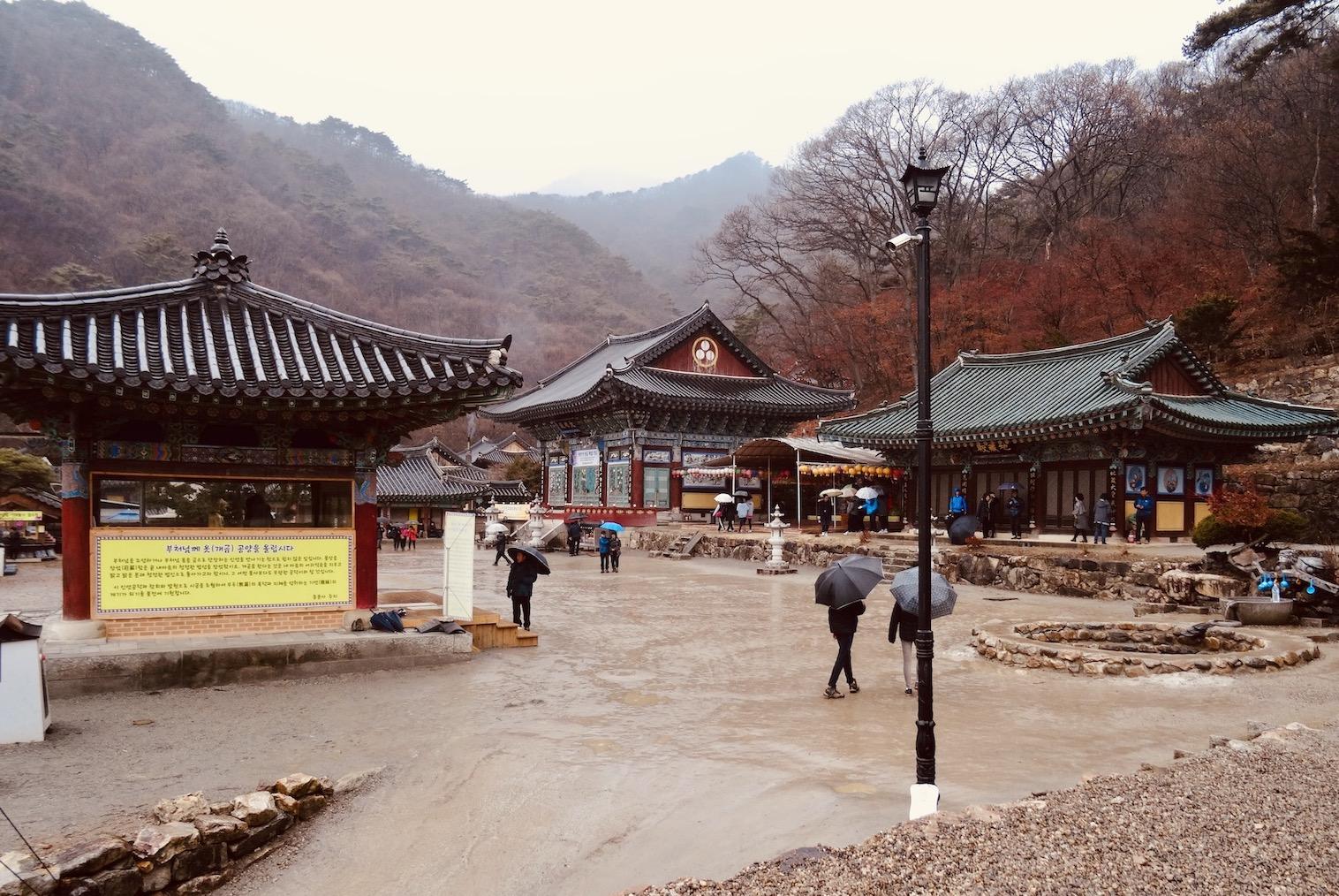 Visit Yongmunsa Temple.