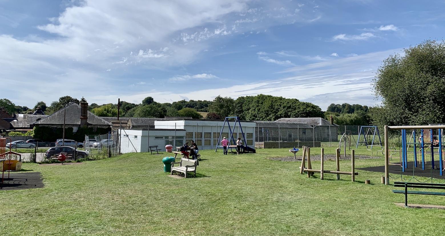 Barn Meadow Playground Old Amersham.