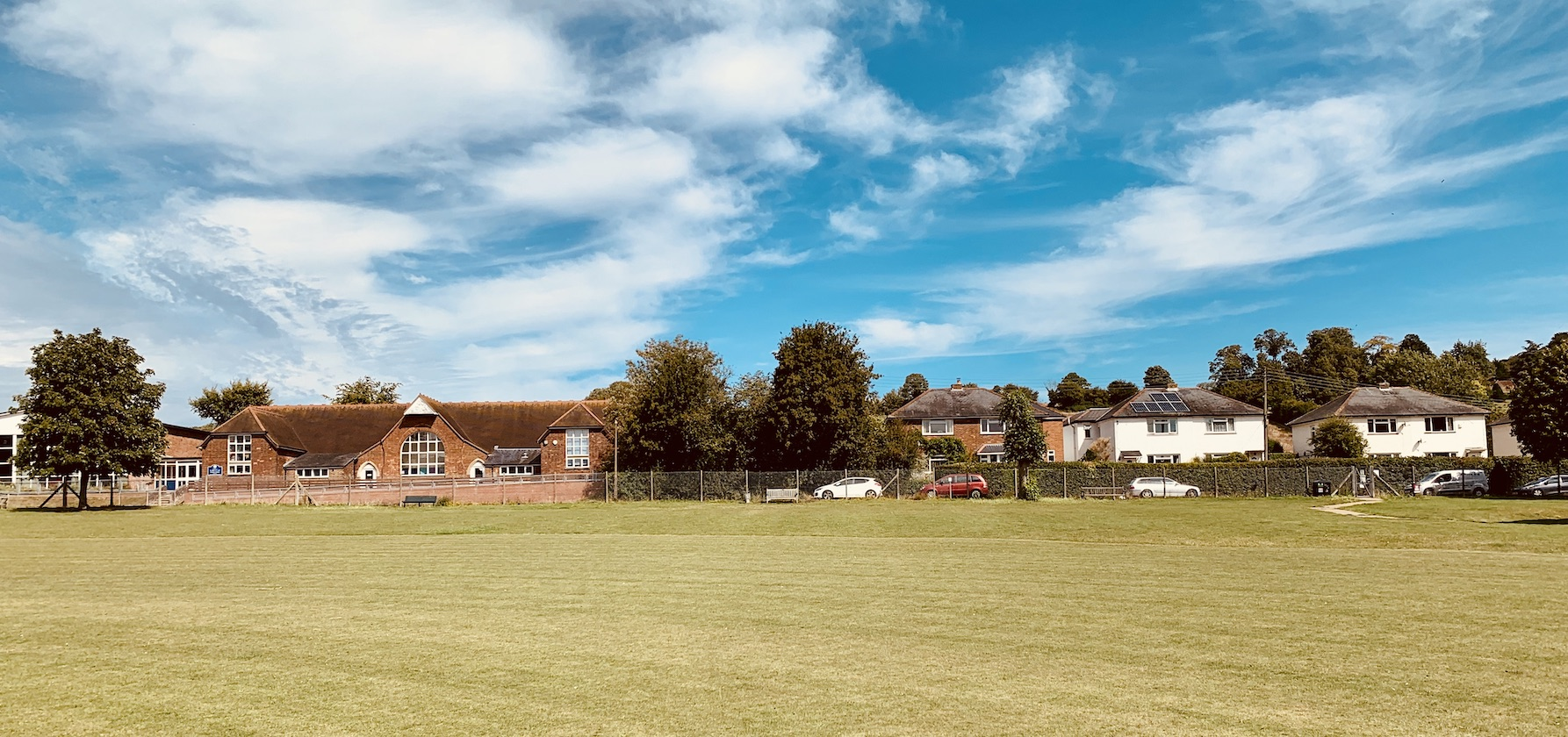 Barn Meadow Recreation Ground.