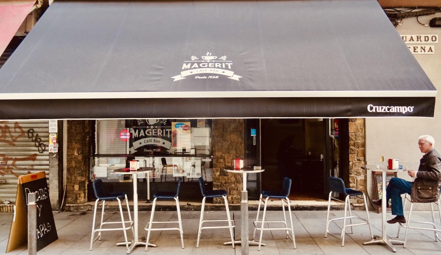 Cafe Magerit Cordoba.