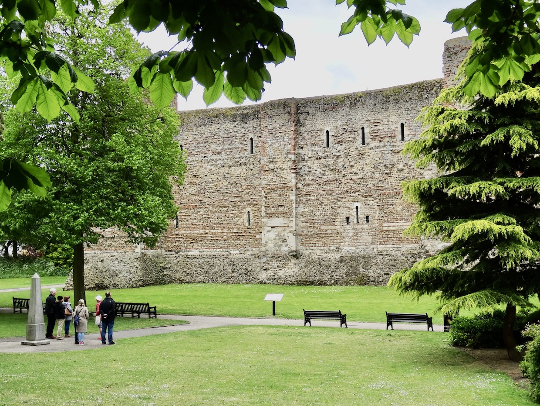 Castle Park Colchester.