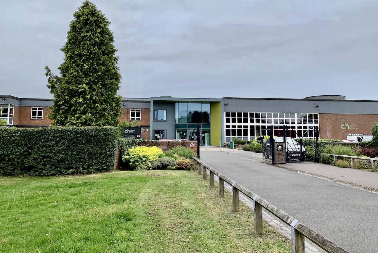 Chiltern Hills Academy Chesham England.