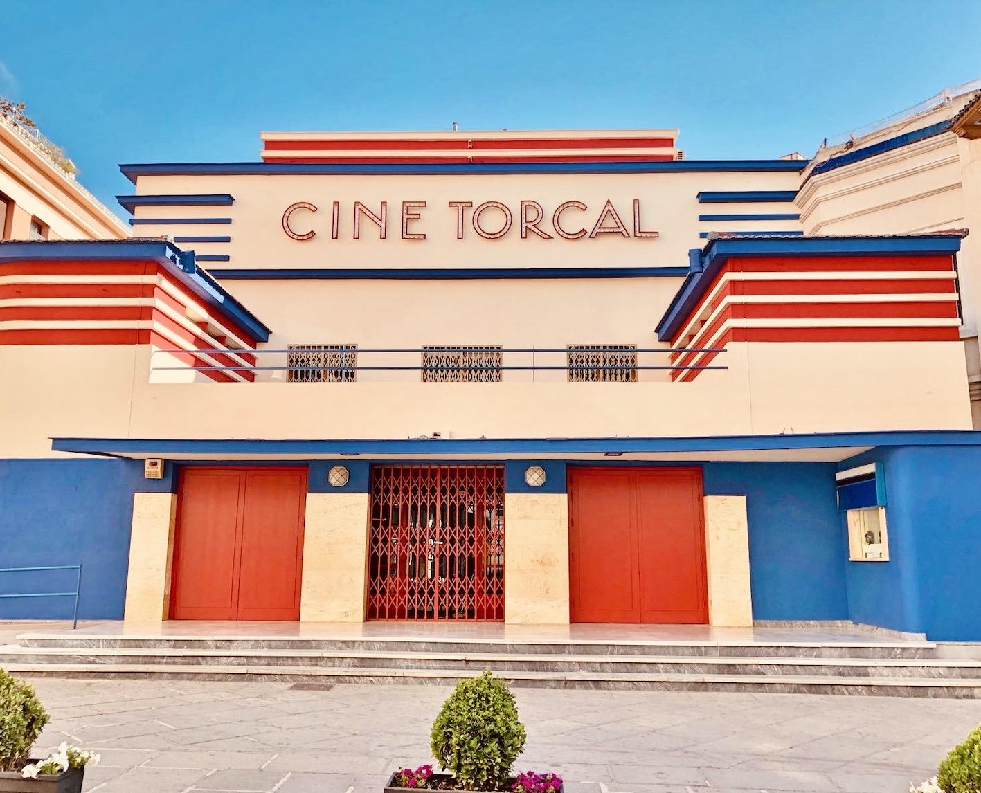 Cinema Torcal Antequera Spain..