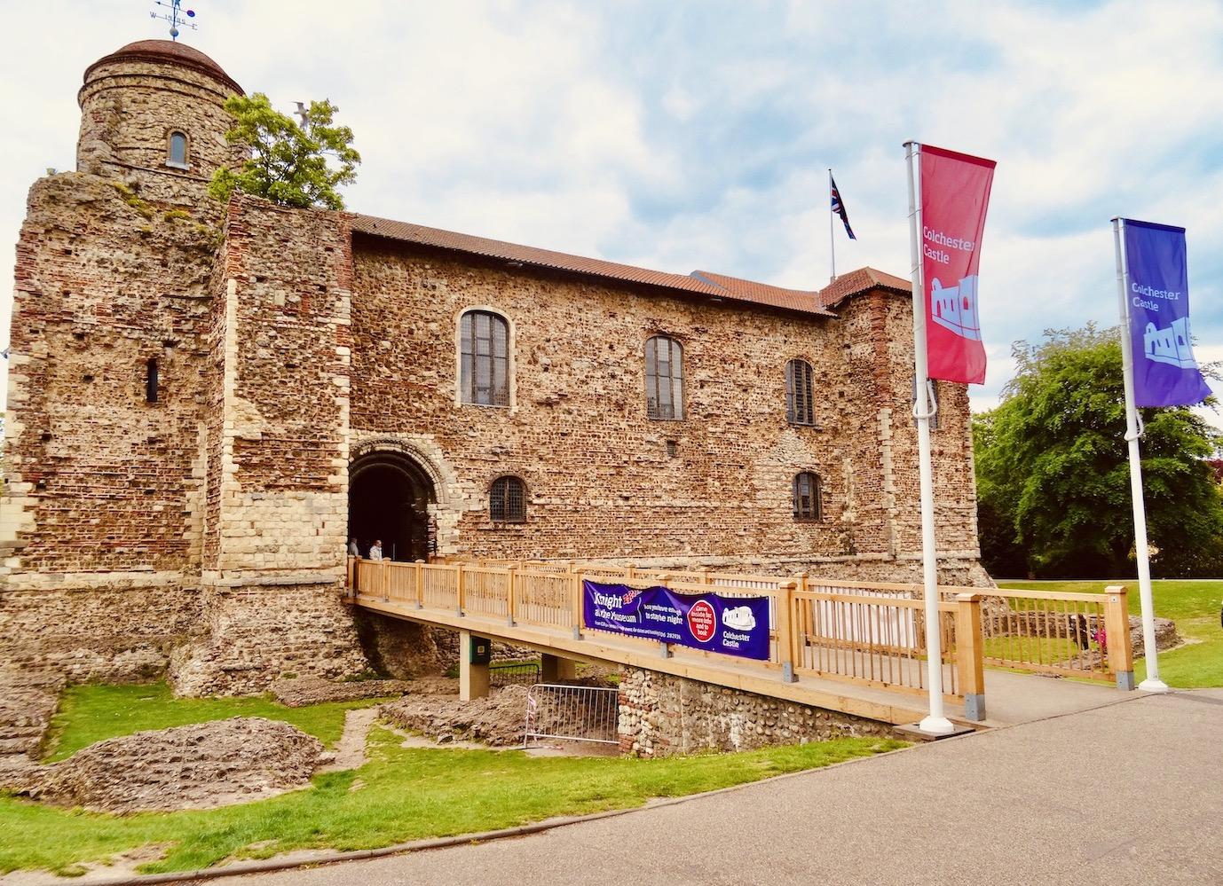 Colchester Castle Museum.