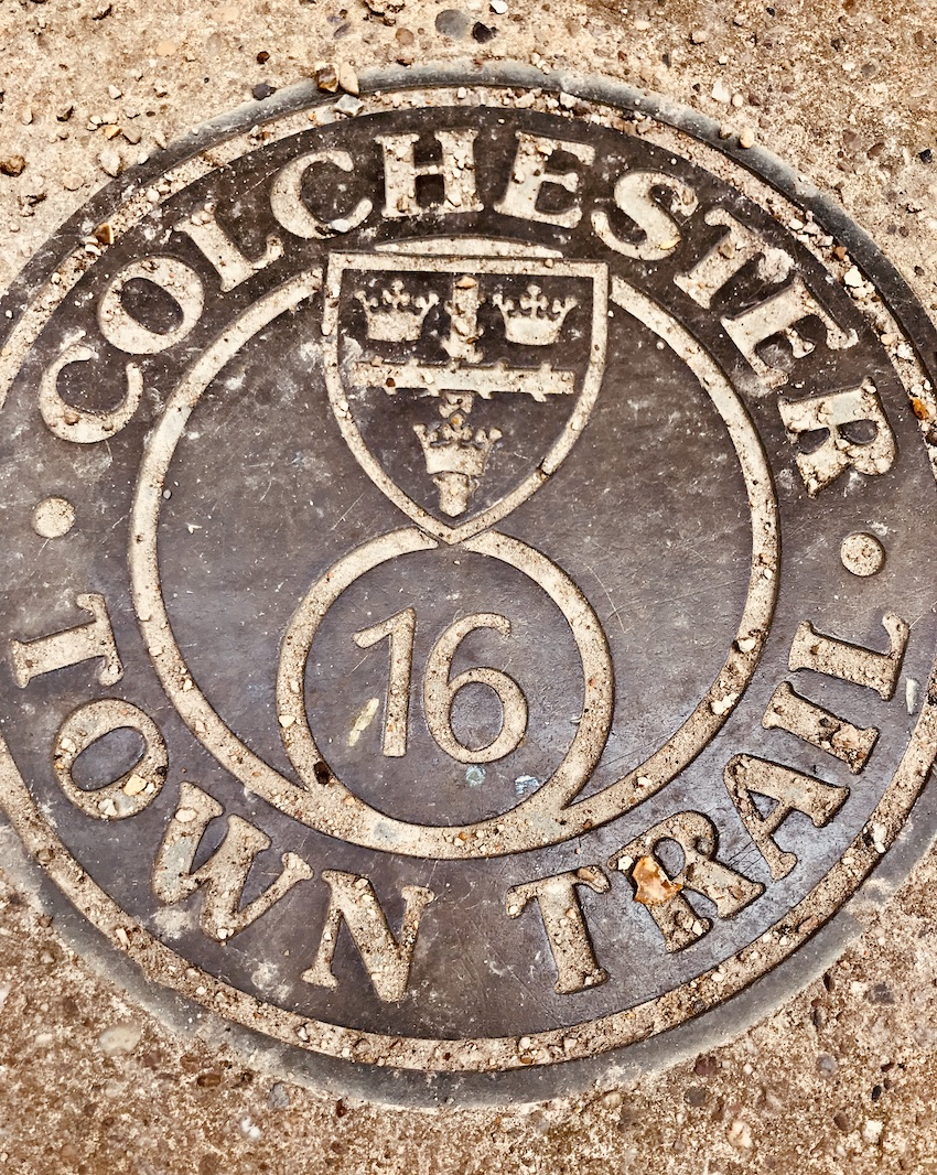 Colchester Town Trail.