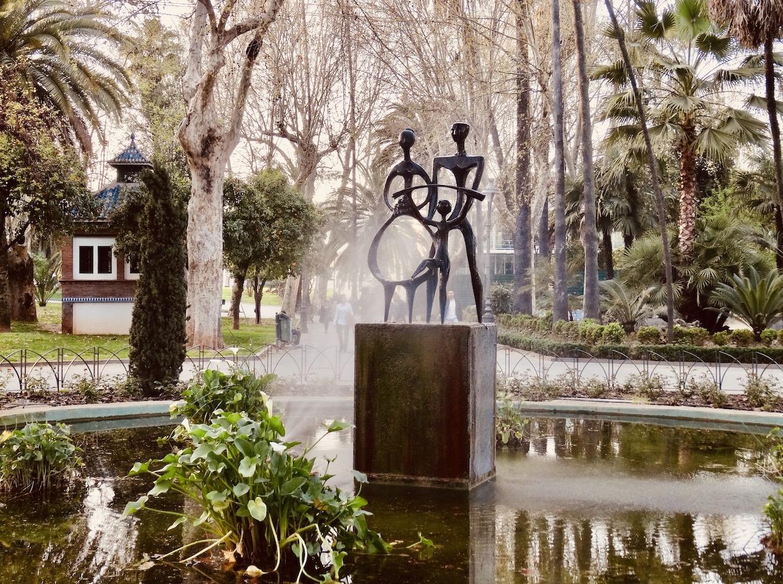 Duque de Rivas Gardens Cordoba.