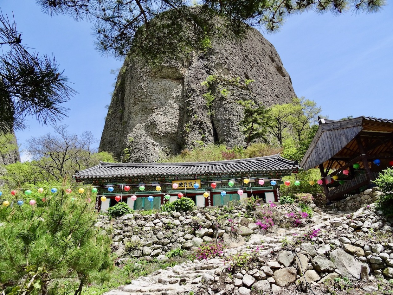 Eunsusa Temple South Korea.