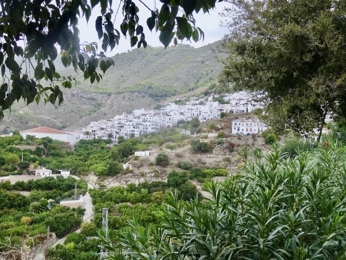 Frigiliana Andalusia.
