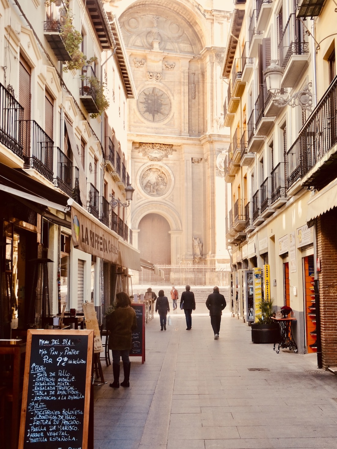 Granada Cathedral.