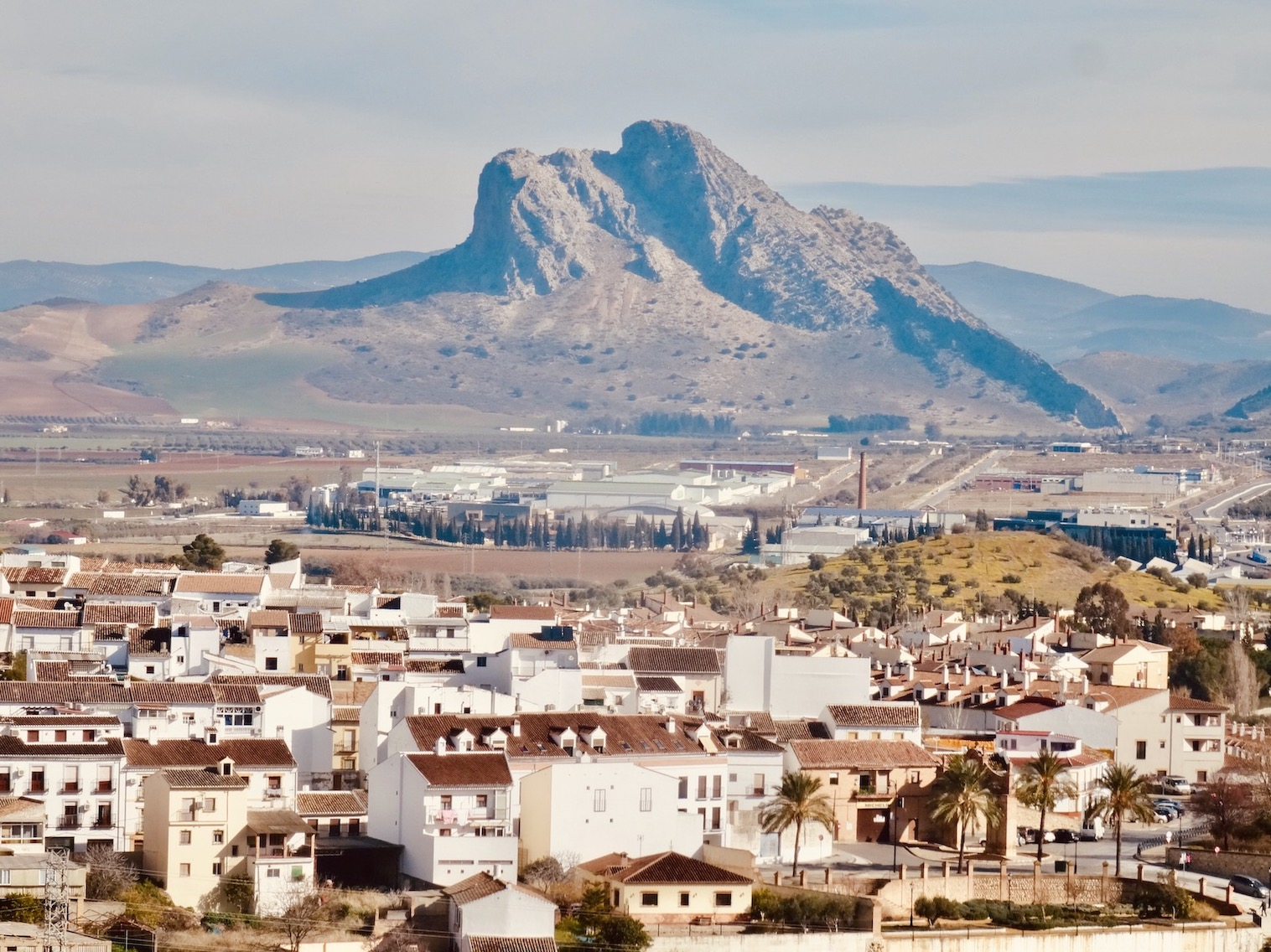 Lover's Rock Antequera Spain.