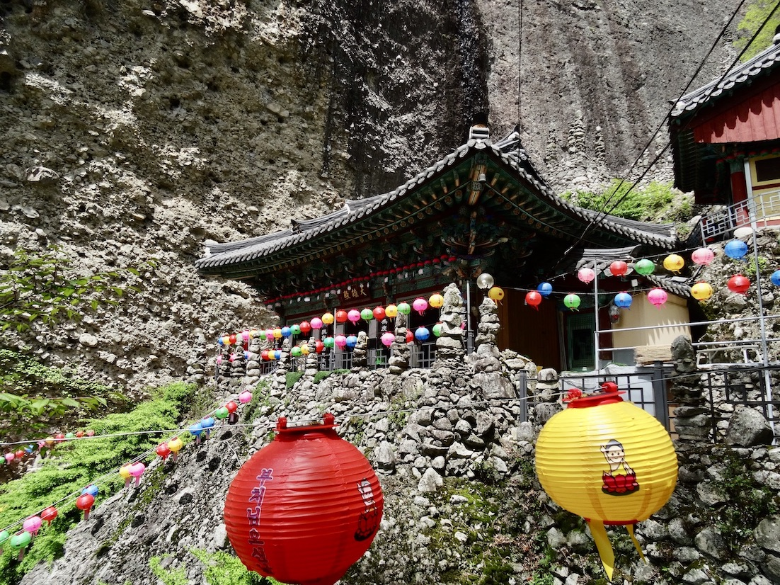 Main shrine Tapsa Temple.