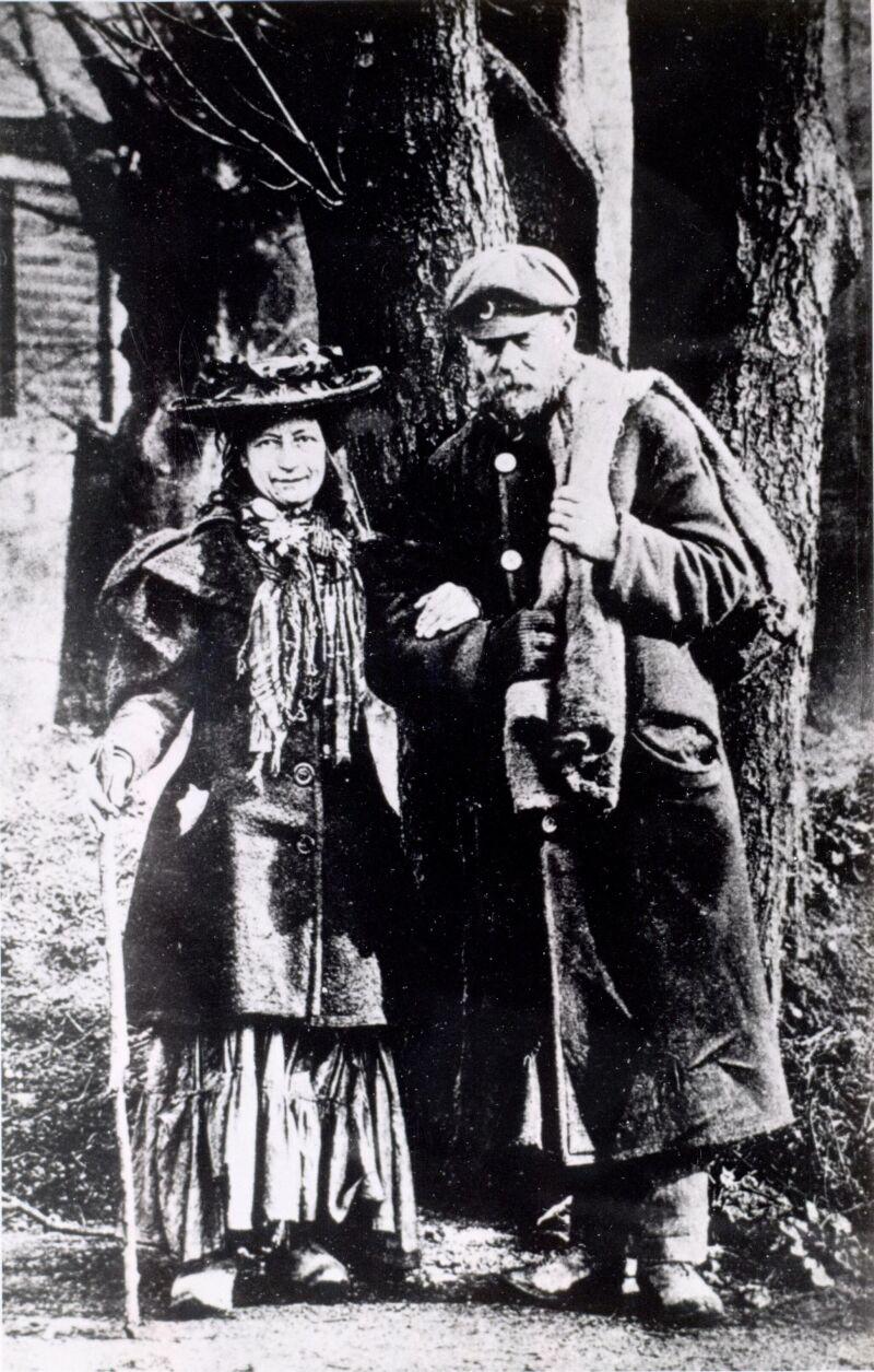 Marmalade Emma and Teddy Grimes.