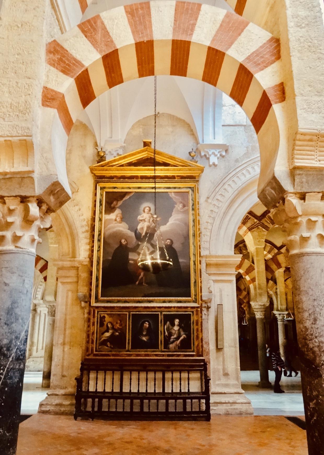 Mezquita Cordoba Spain.