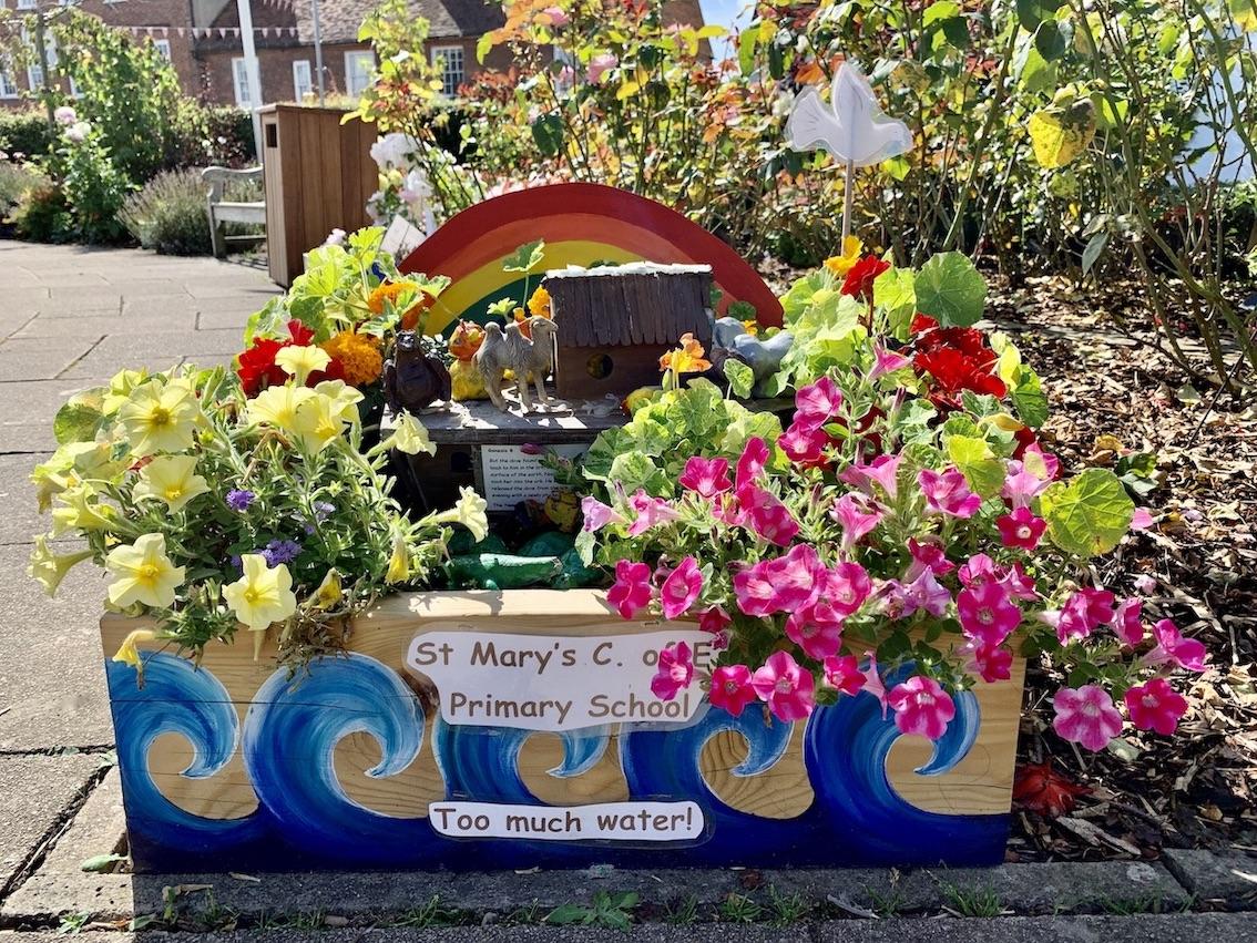 Peace Garden Old Amersham.