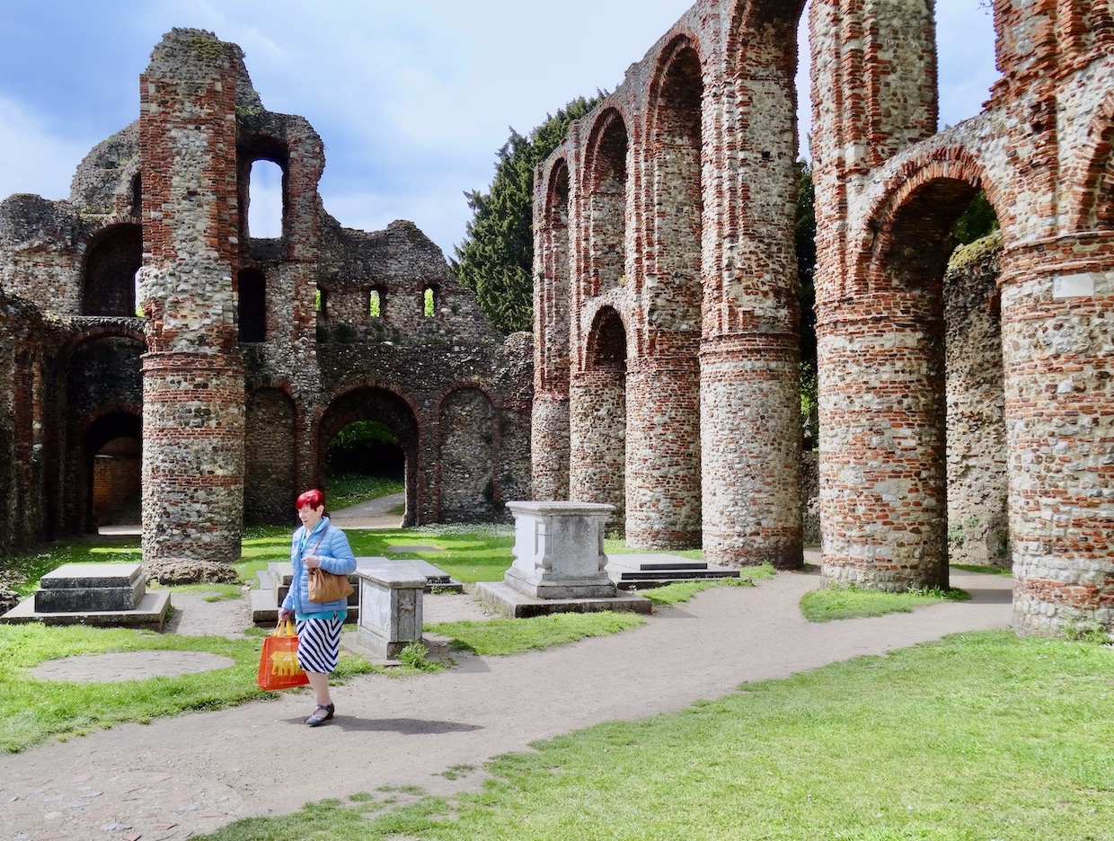 St Botolph's Priory Colchester.