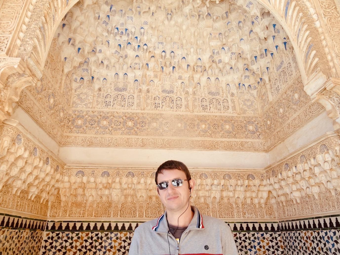 The Alhambra Palace Granada.