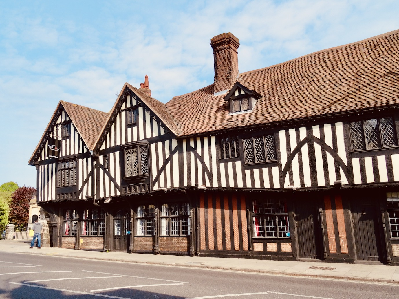 The Siege House Colchester.