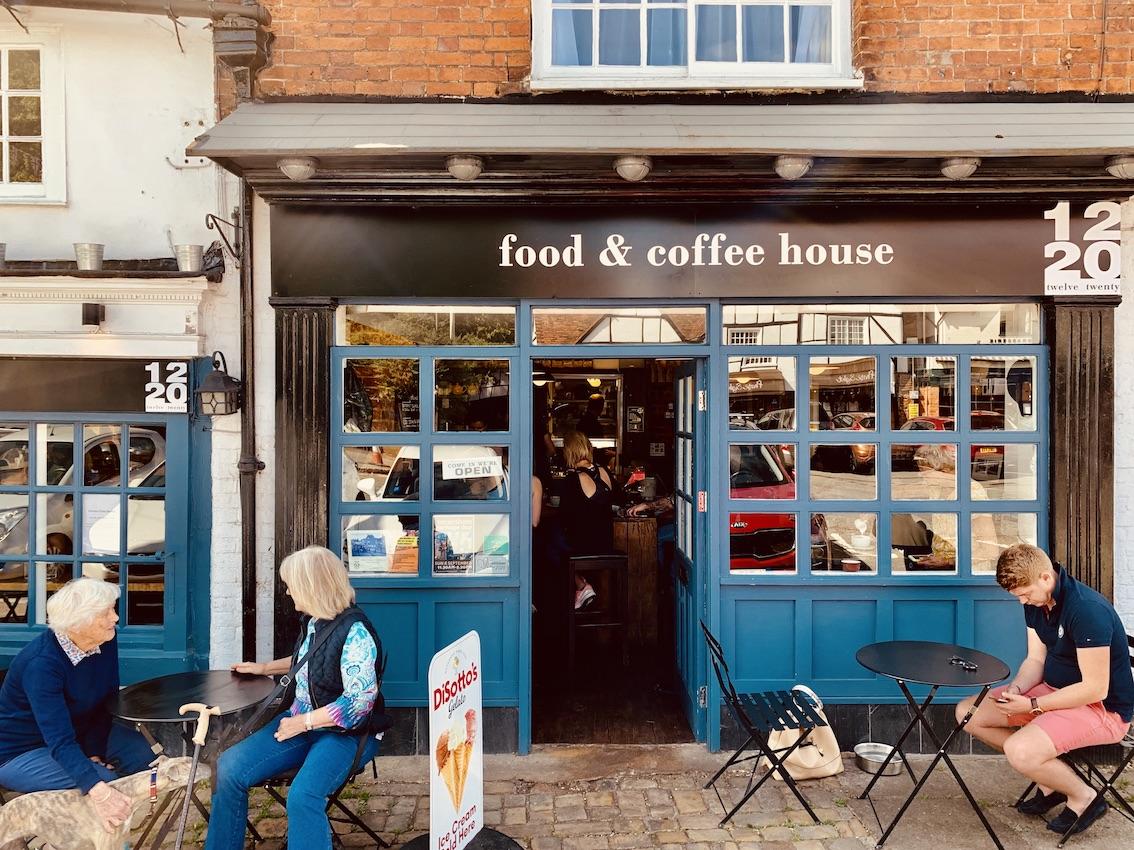 Twelve Twenty Cafe Old Amersham.