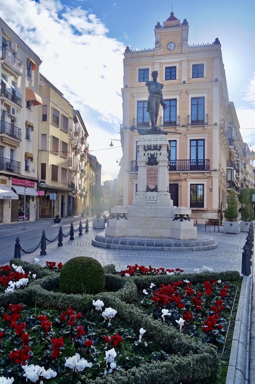 Visit Antequera Spain.