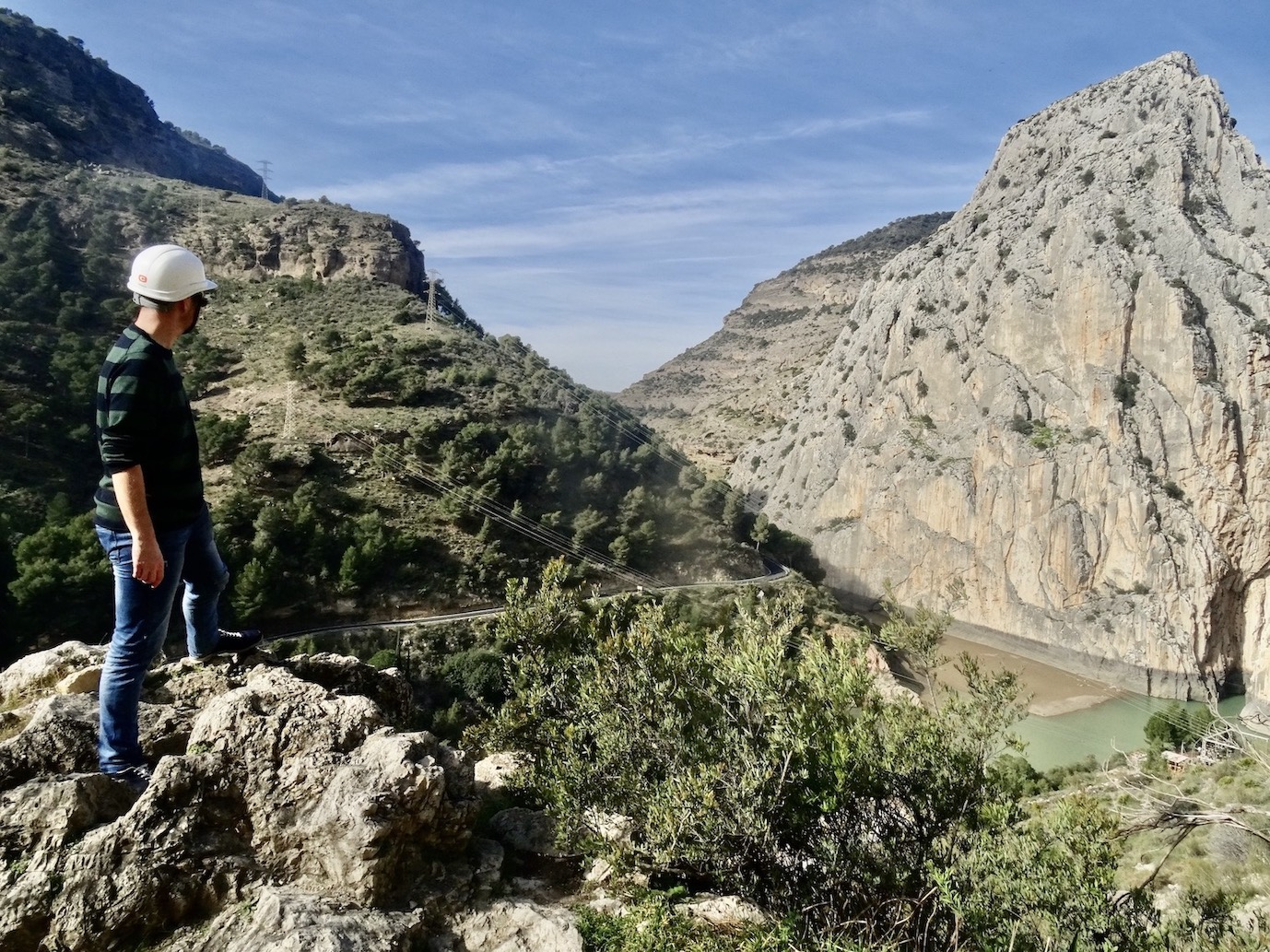 Visit Spain El Caminito del Rey.
