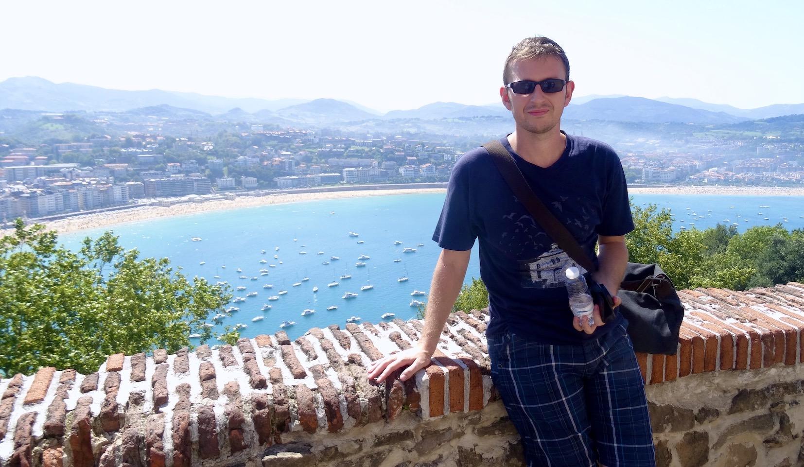 Visit Spain San Sebastian.