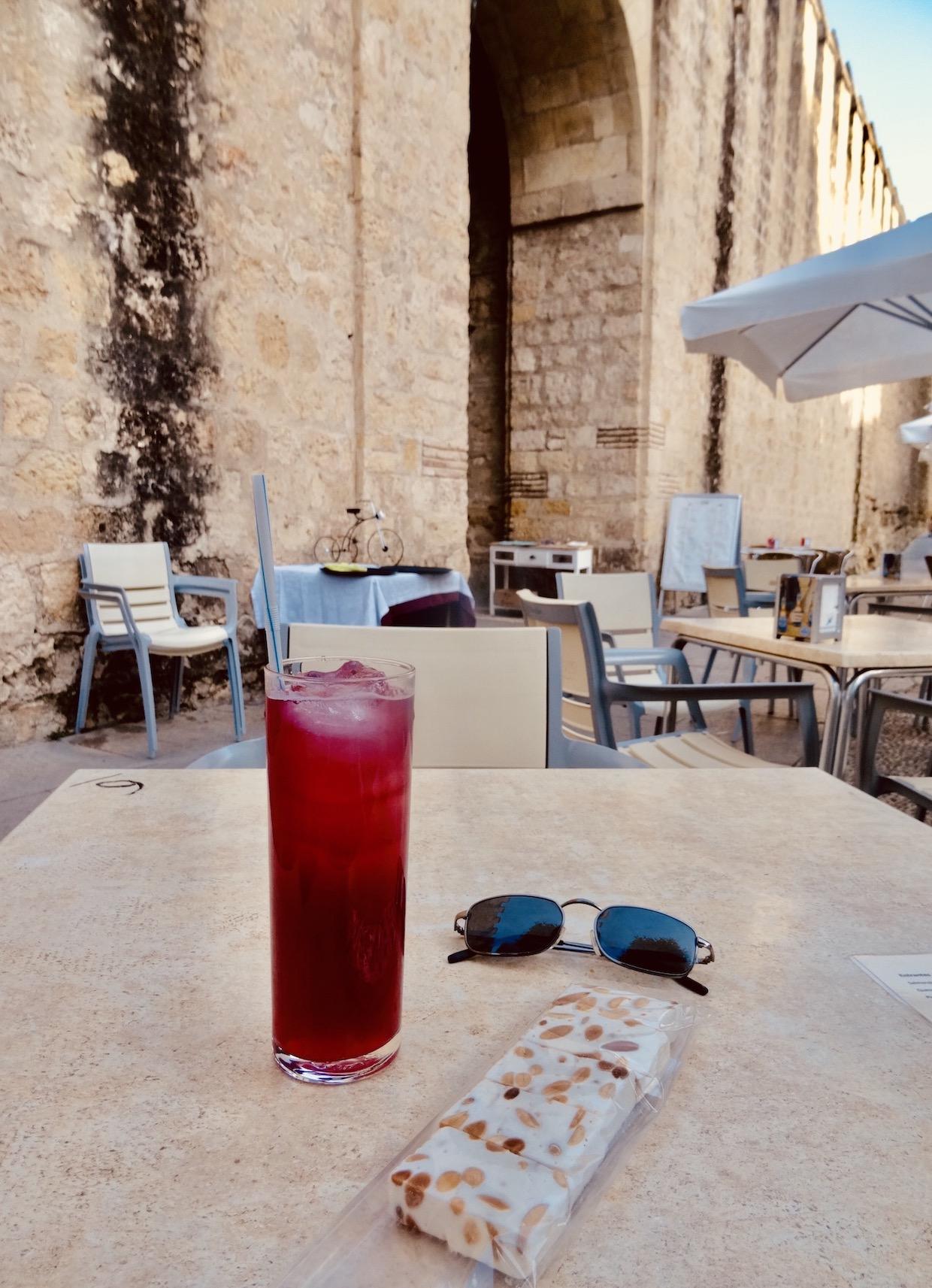 Where to drink Cordoba Spain.