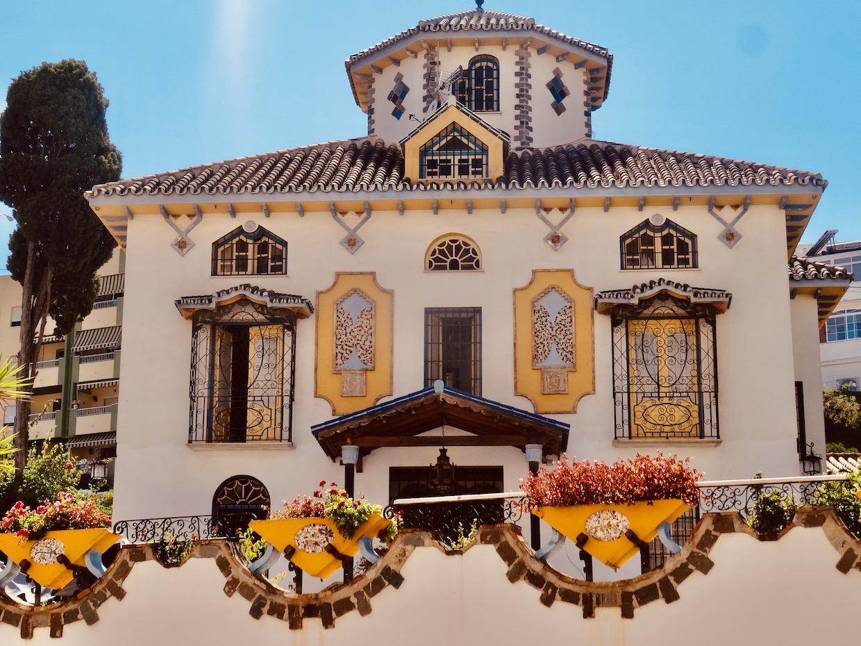 Beautiful Mediterranean house Torremolinos.