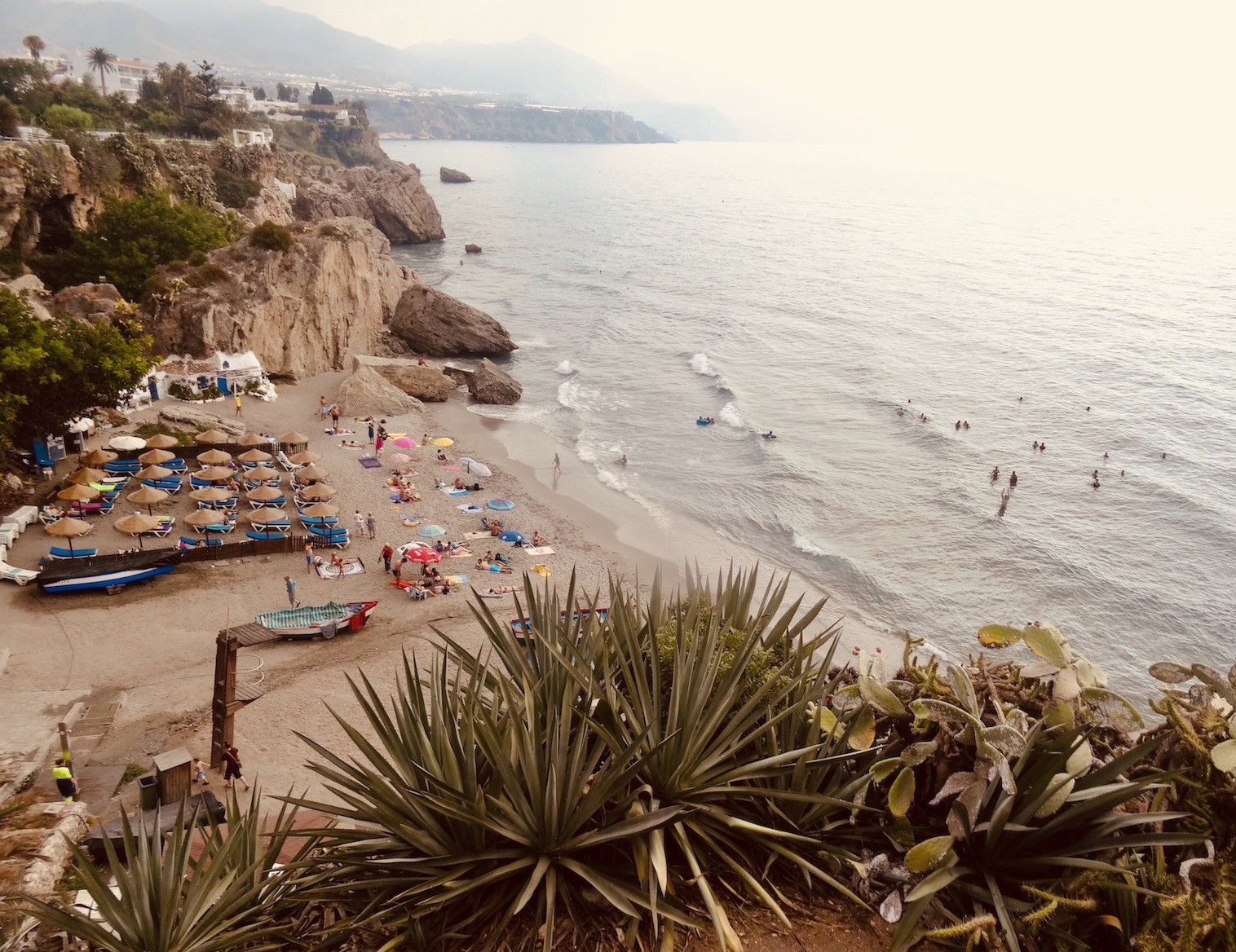 Calahonda Beach Nerja.