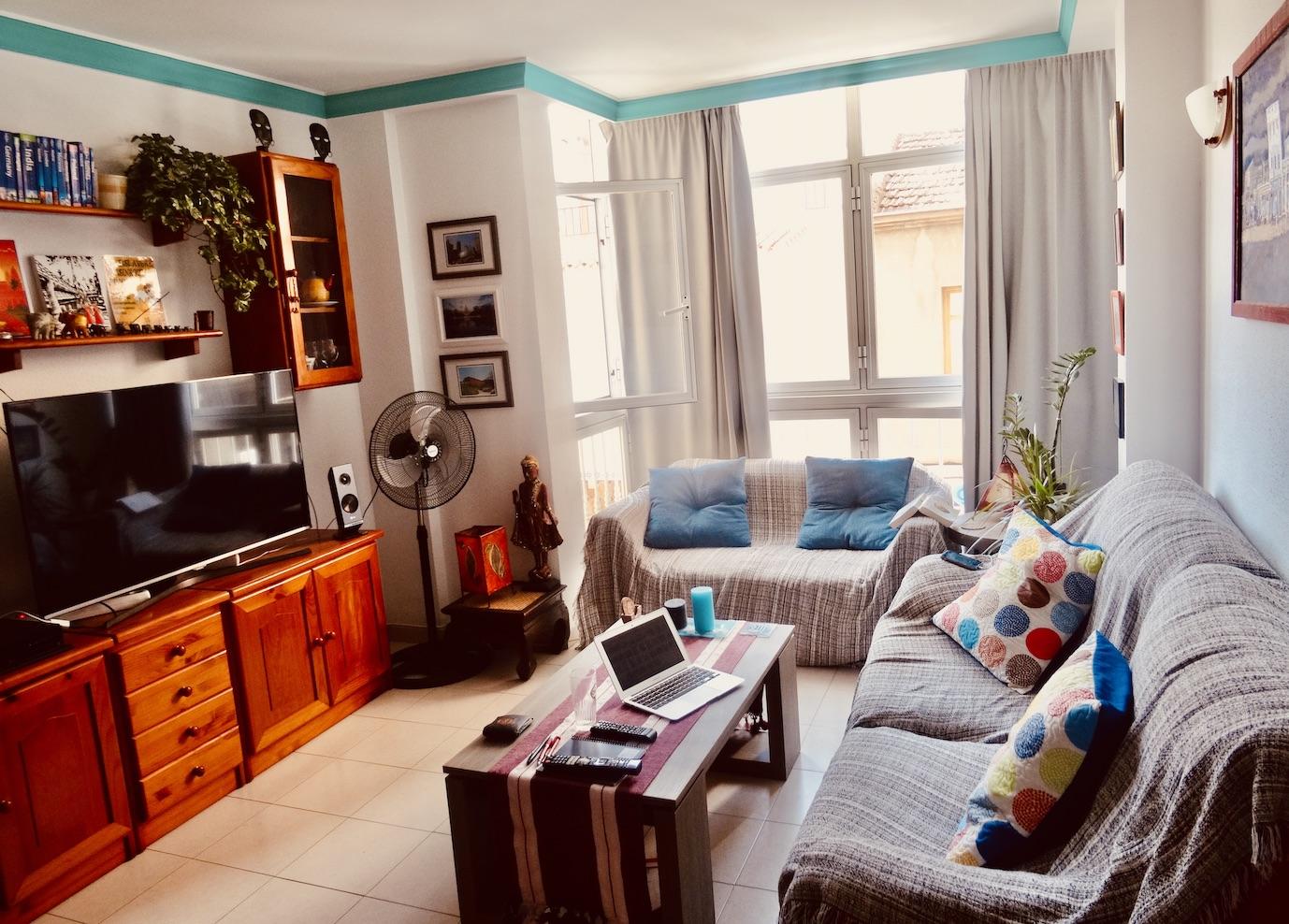 Calle Lanuza apartment Malaga.