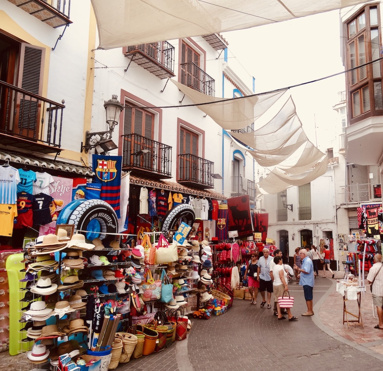 Calle Pintada Nerja.