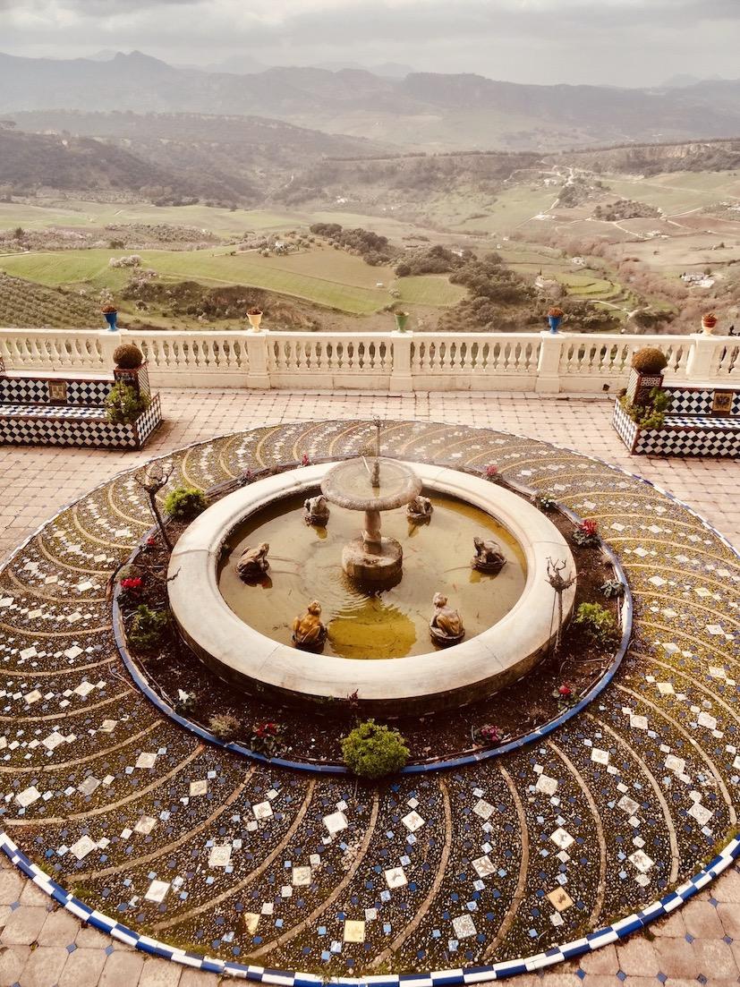 Casa don Bosco Ronda Spain.