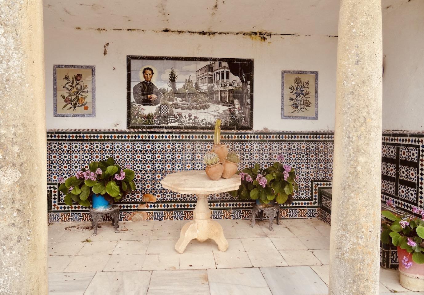 Casa don Bosco in Ronda.