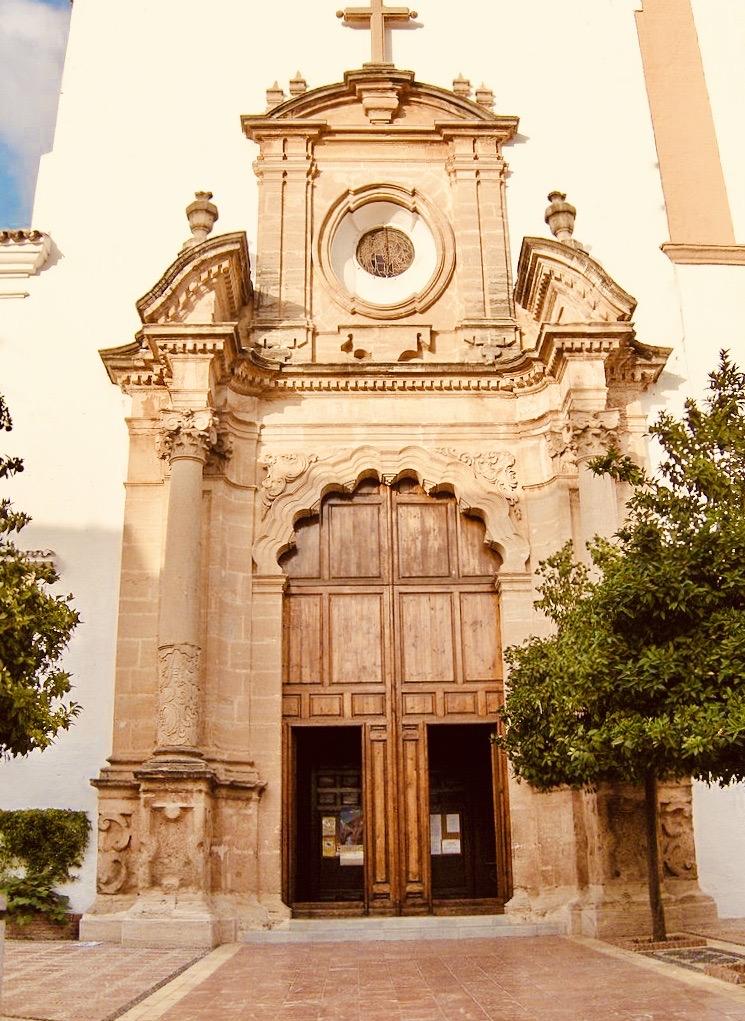 Church of the Incarnation Marbella Costa del Sol.