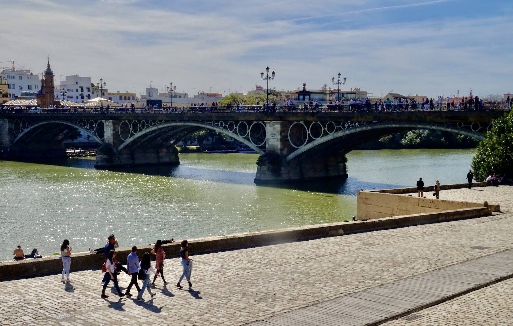 Cool Spots Around Seville.