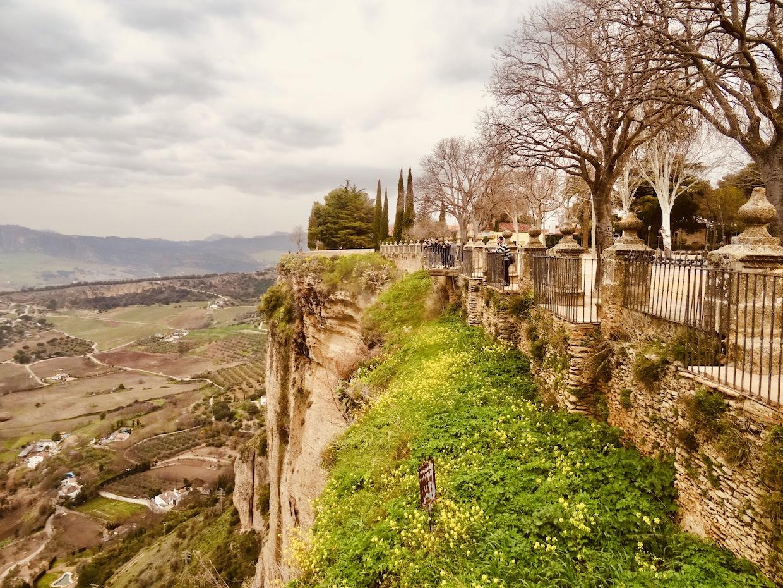 El Balcon del Tajo Ronda.