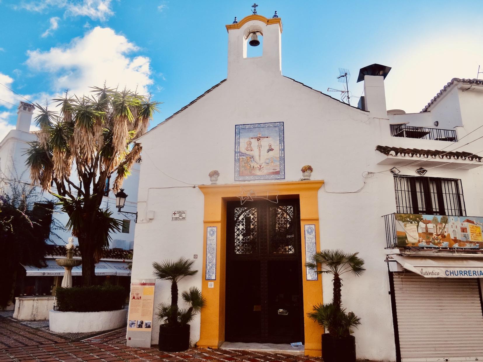 Ermita De Santiago Church Marbella Costa del Sol