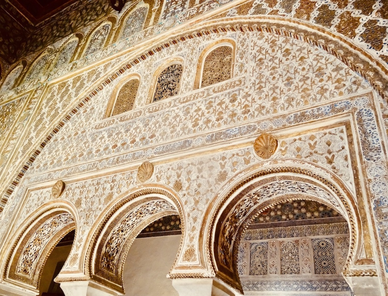 Hall of The Ambassadors The Alcazar.